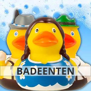 Bayerische Badeenten